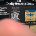 Trinity Methodist church in central Harare. As of recently, there are four Methodist Churches in Zimbabwe.