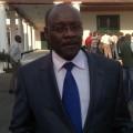 Health and Child Care minister David Parirenyatwa (photo: M Chibaya).