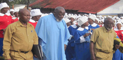 Pentecostal and African Initiated Churches » Religion in