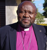 Anglican Bishop Chad Gandiya of Harare